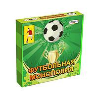 Настольная игра STRATEG Футбольная монополия 2-716-48907, КОД: 1150874