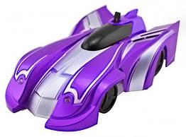 Антигравитационная радиоуправляемая машинка Kronos Toys Wall Climber 5044 Фиолетовая gr008520, КОД: 1143423