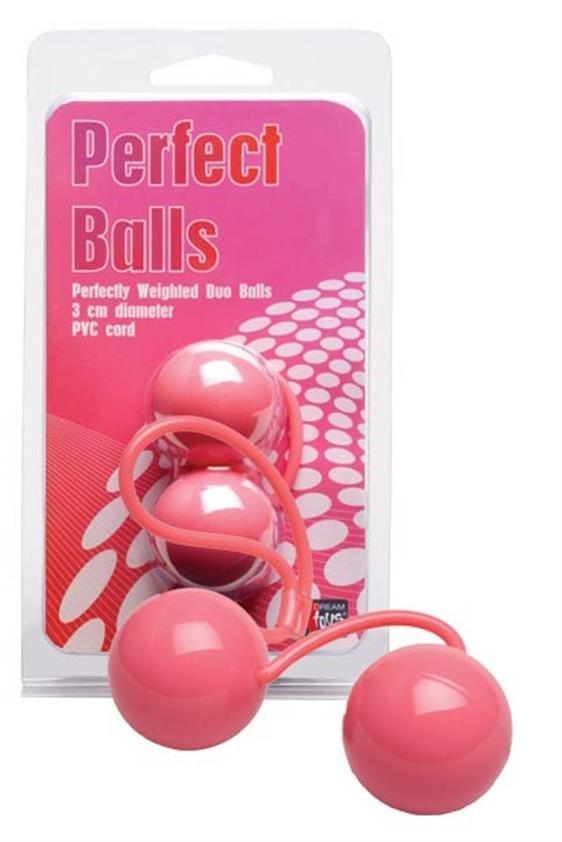 Вагінальні кульки - Perfect Balls Pink
