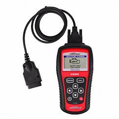Сканер-адаптер KONNWEI KW808 для диагностики автомобиля OBDII YDYJJJFD990DMFD, КОД: 1645286