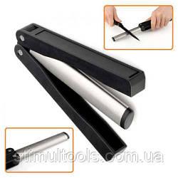Точилка для ножей раскладная с алмазным напылением 12.5 см