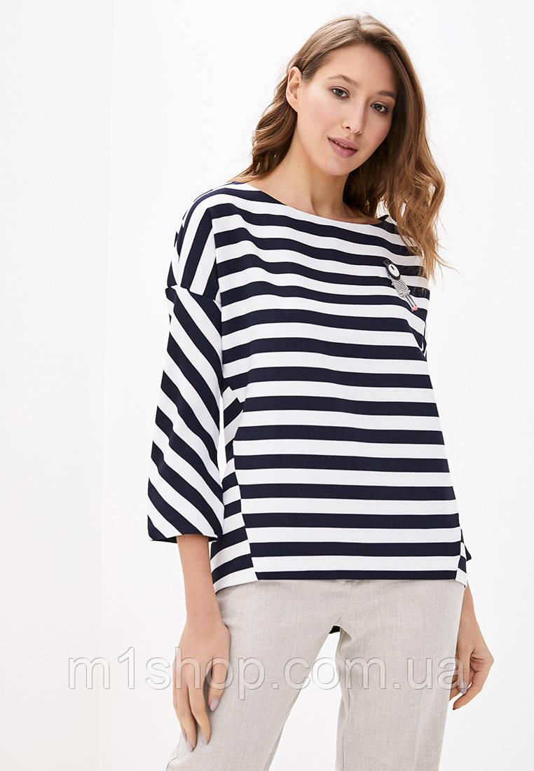 Женская блузка в полоску (Адрия lzn)
