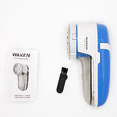 Машинка для снятия катышек WAKEN WK-101 Голубой-белый vol-454, КОД: 1584416
