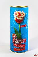 Набор для творчества Dankotoys Бисерный цветок Тюльпан БЦ-02, КОД: 1658278