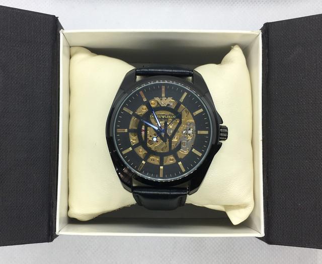 Мужские механические часы Emporio Armani