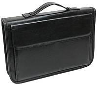 Деловая папка-портфель из искусственной кожи A-art 36TARK Черный 36TARK, КОД: 955957