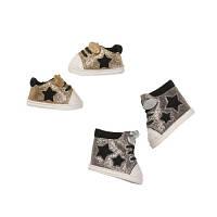 Взуття для ляльки BABY BORN - БЛИСКУЧІ КЕДИ (2 в ассорт) 826997