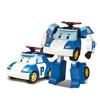Машинка-трансформер Silverlit Robocar Poli Поли 10 см