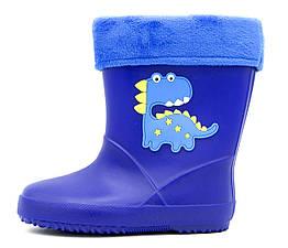 Резиновые сапоги BBT Kids 25 14,5 см Синий H2999 blue 25 14,5 см, КОД: 1813289