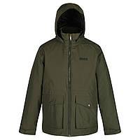 Куртка чоловіча Regatta Hebson S Dark Khaki RMP237S, КОД: 1475879