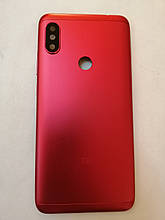 Задня кришка Xiaomi Redmi Note 6 Red Оригінал