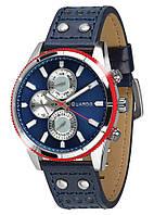 Мужские наручные часы Guardo P011447 SrBlBl Стальной, КОД: 1548642