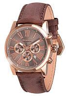 Мужские наручные часы Guardo S01578 RgBrBr Розовое золото, КОД: 1548714