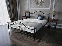 Кровать MELBI Фелиция Двуспальная 180200 см Коричневый КМ-004-02-6кор, КОД: 1457250