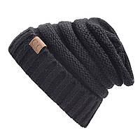 Шапка женская Черный AL-7917-10, КОД: 1493355
