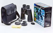 Бинокль COMET 20х50DPSI, пластик, стекло, PVC-чехол,AX6, 10х50, черный (TY-4323)