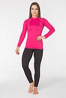 Термобелье спортивное женское Radical Acres S Черный с розовым r0438, КОД: 1191695