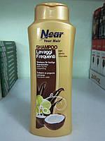 Шампунь Near Shampoo с экстрактом кокоса 500 мл