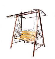 Кованая качель садовая V.I.T. БА-10 малая разборная Разноцветный, КОД: 1580831