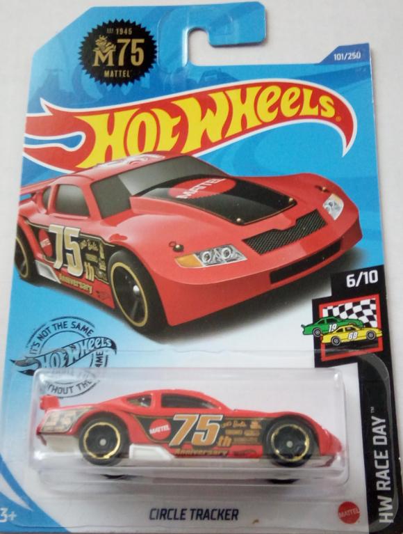 Машинка Hot Wheels 2020 Circle Tracker