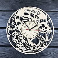Настенные часы ручной работы 7Arts Аниме Studio Ghibli CL-0042, КОД: 1474389