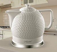 Электрический керамический чайник Maestro MR-067 1500 ml / 1200 Вт