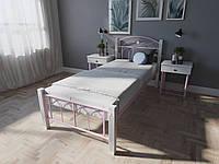Кровать MELBI Элизабет Односпальная 90200 см Розовый КМ-005-01-2роз, КОД: 1398721