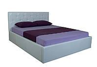 Кровать MELBI Моника Двуспальная 180х200 см с подъемным механизмом Белый KS-016-02-5бел, КОД: 1670556