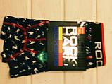 Трусы шорты ROCK HARD 7003  M  синий, фото 2