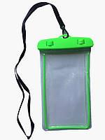 Водонепроницаемый чехол с 2-ной защитой для всех телефонов ERT Зеленый HbP050382, КОД: 1489359