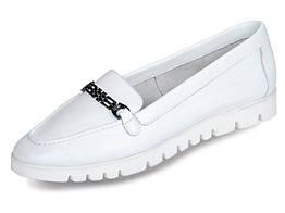 Женские туфли Mida 41 Белый 21965 34 41, КОД: 1780403