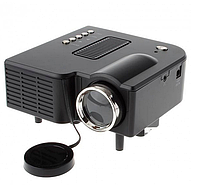 Мини-проектор UNIC 28 с Wi-fi Черный 31-SAN194, КОД: 1498785