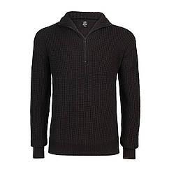 Свитер бундесмарине Brandit Marine Pullover L Черный 5019.2, КОД: 1494189