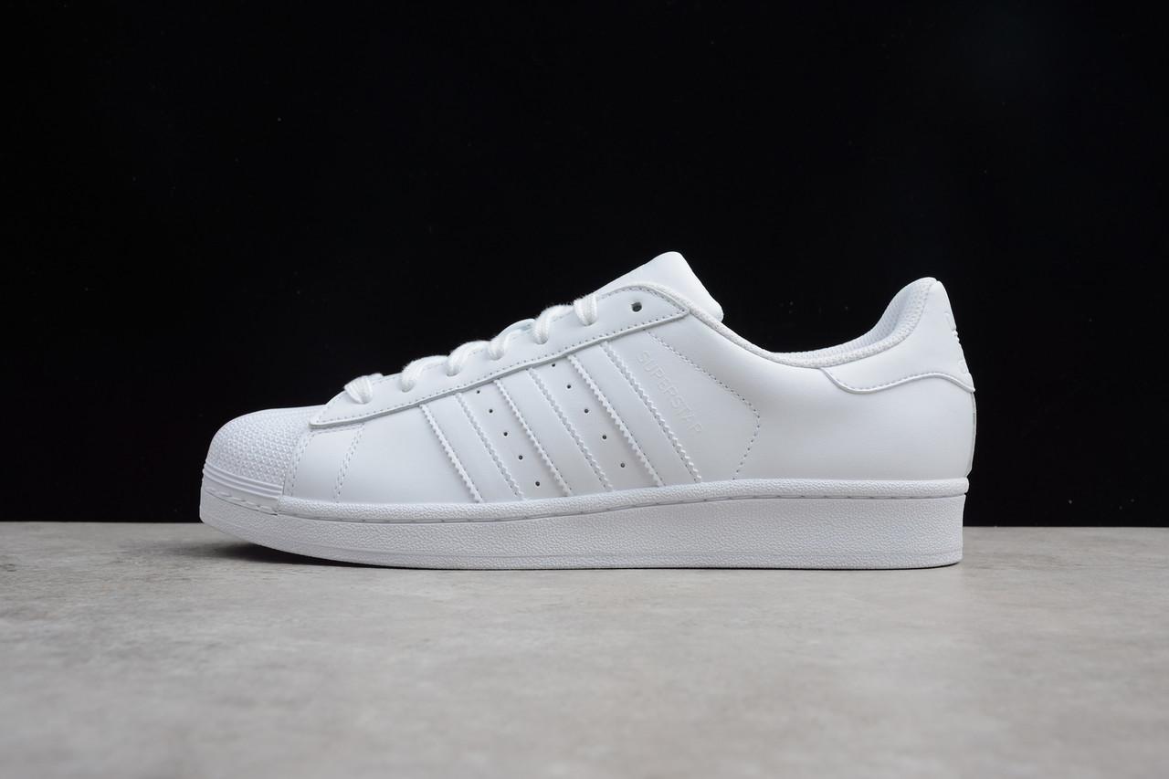 Кросівки чоловічі Adidas Superstar / ADM-3291 (Репліка)