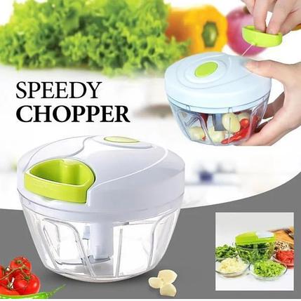 Ручной кухонный измельчитель Multifunctional High Speedy Chopper, фото 2