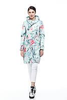 Демисезонная женская куртка ORIGA Камелия 42 Мята, КОД: 1340959