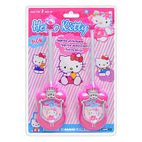 Рация 178-80 Hello Kitty, 2 шт, в слюде, 29,5-20-4,5см