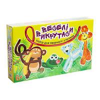 Набор для творчества из шариков Весёлые выкрутасы TOY-24249, КОД: 1355601