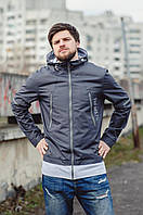 Куртка мужская Feel and Fly Armor Graphite L Серый 07012123, КОД: 1782092