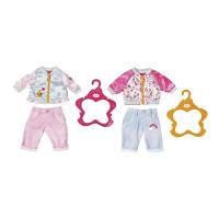 Одежда для куклы BABY BORN - СТИЛЬНЫЙ КОМБИНЕЗОН (2 в ассорт.) 824542