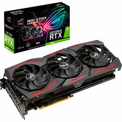 Видеокарта ASUS GeForce RTX2060 6144Mb ROG STRIX EVO GAMING (ROG-STRIX-RTX2060-6G-EVO-GAMING)
