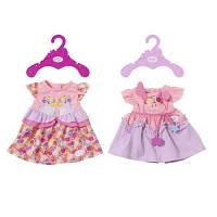 Одяг для ляльки BABY BORN - СВЯТКОВЕ ПЛАТТЯ (2 в асорт.) 824559