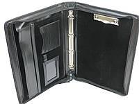 Деловая папка из искусственной кожи JPB Черный AK-16, КОД: 956011