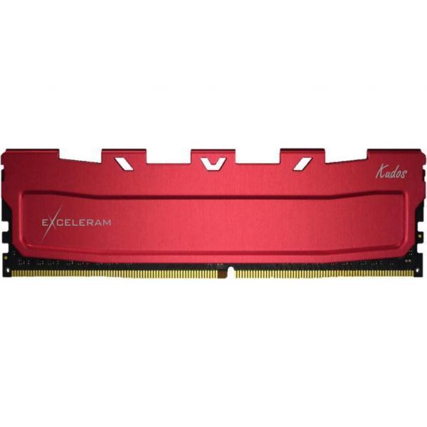Модуль памяти для компьютера DDR4 16GB 3600 MHz Red Kudos eXceleram (EKRED4163618C)