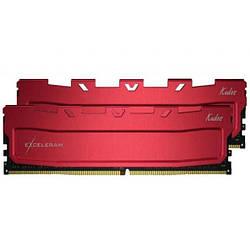 Модуль памяти для компьютера DDR4 64GB (2x32GB) 2400 MHz Red Kudos eXceleram (EKRED4642417CD)