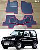 Килимки ЄВА в салон Suzuki Jimny '98-18