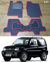 Килимки ЄВА в салон Suzuki Jimny '98-18, фото 1