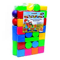 Кубики Бамсик Строитель 2 tsi11357, КОД: 1523345