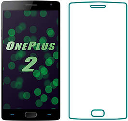 Защитное стекло OnePlus 2 (Прозрачное 2.5 D 9H) (Ван Оне Плас Плюс 2)