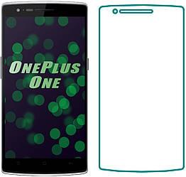 Защитное стекло OnePlus One (Прозрачное 2.5 D 9H) (Ван Оне Плас Плюс 1)
